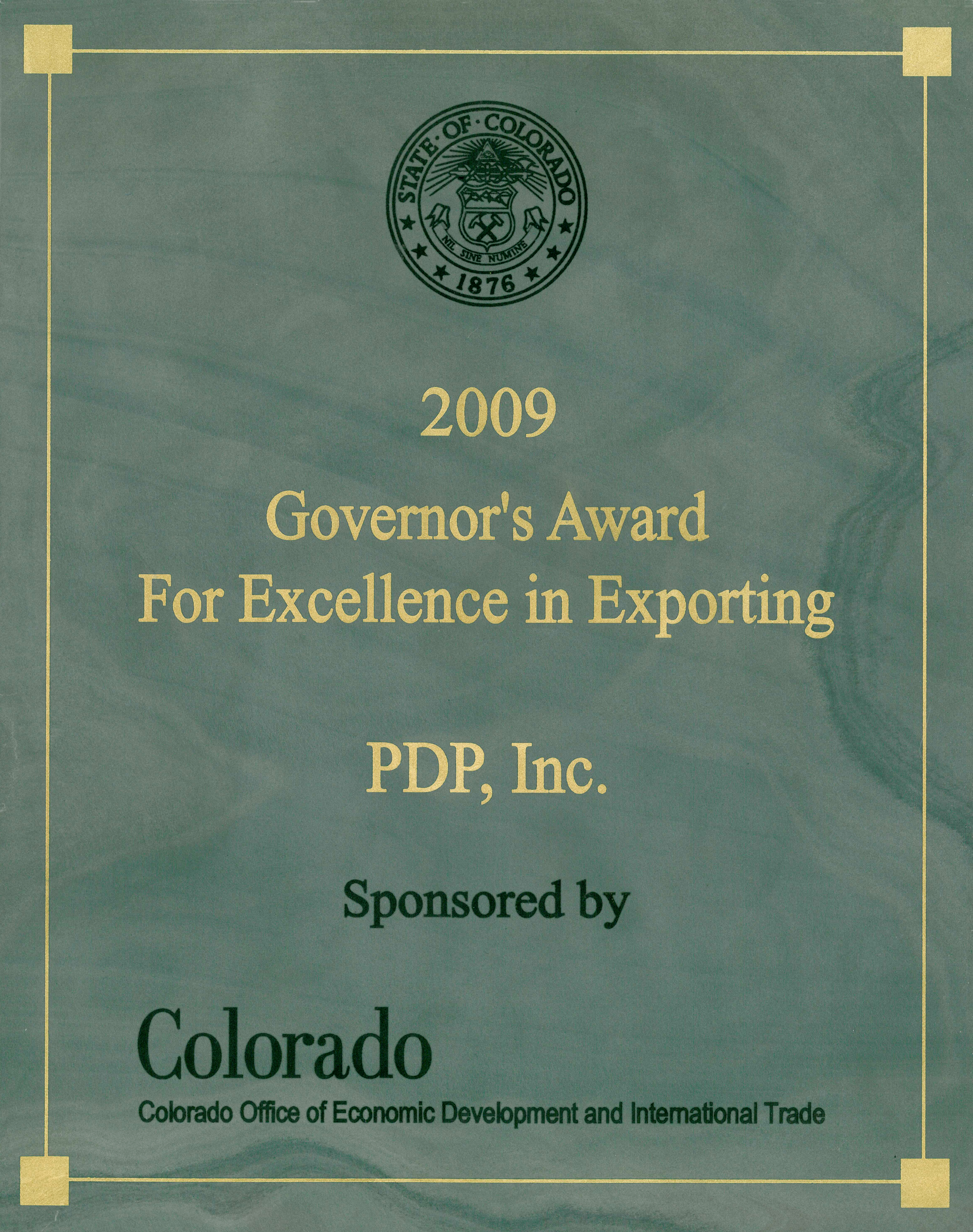 Governors_Award_2009
