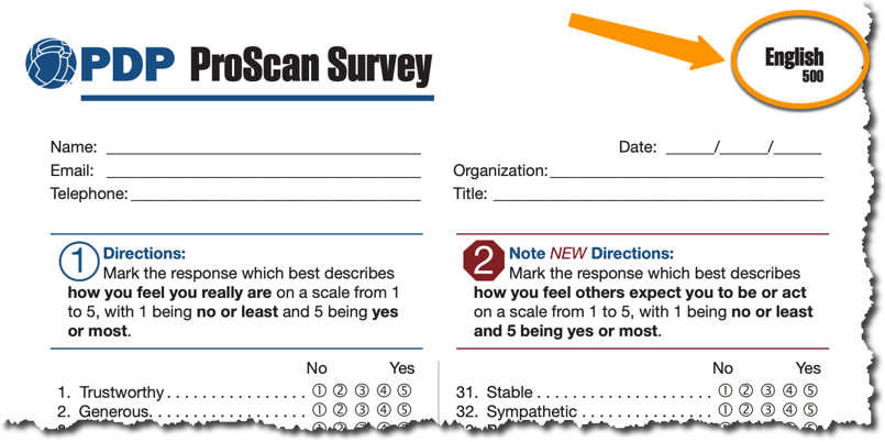 ProScan Survey 500 Series
