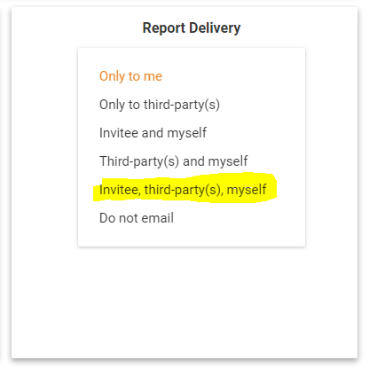 ReportDelivery