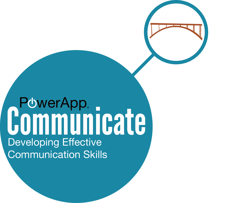 Communicate PowerApp workshop logo